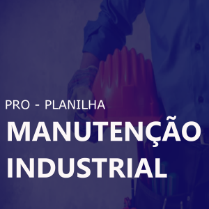 planilha de manutençao industrial e predial