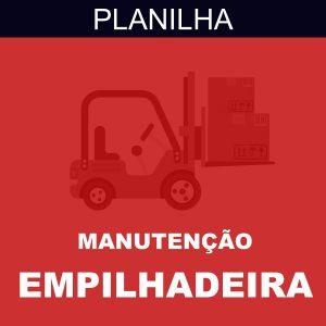 planilha-manutenção-empilhadeira
